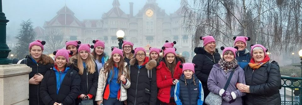 Guides' Trip to Disneyland Paris