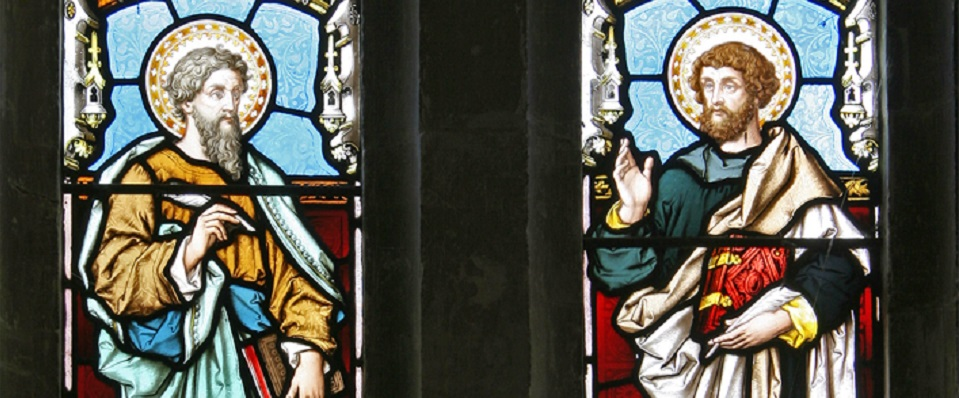An Introduction to the Gospels of Mark and Matthew