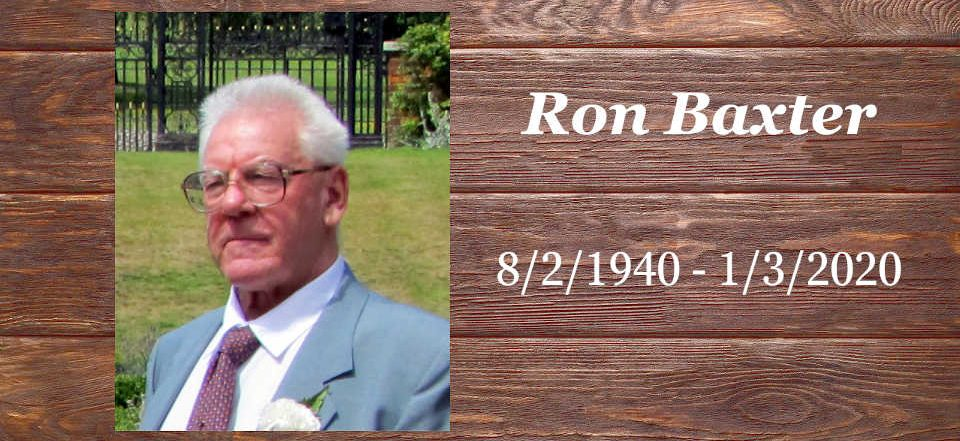 Tribute to Ron Baxter