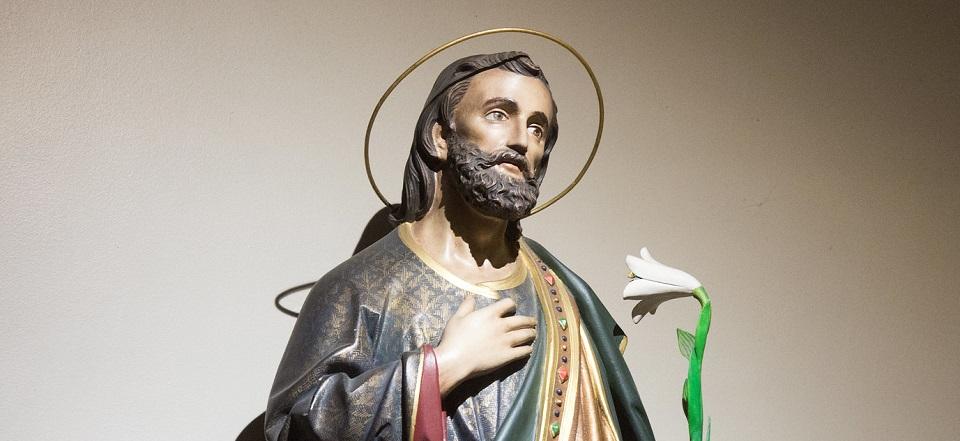 St Joseph, we love you!